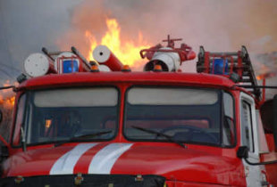 Пугачевский пожарный спас пострадавшего