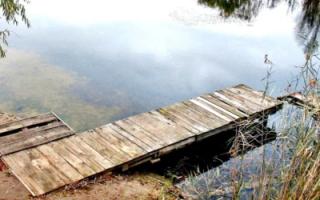 В Камелике утонул семилетний мальчик