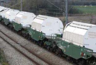 Германия возобновила поставки ядерных отходов в Россию