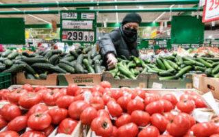 Годовая инфляция 7,2 %. Цены растут вторую неделю подряд