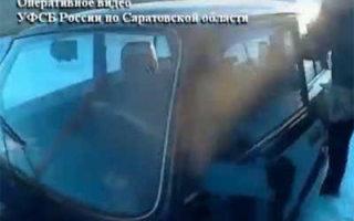 При получении крупной взятки задержан начальник ОП «Пугачевский» (видео)