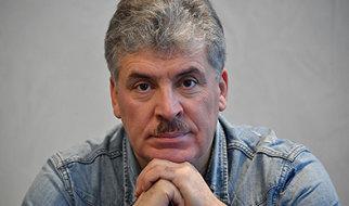 Интервью с Павлом Грудининым