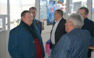 Н. Панков в Пугачеве. Подробности визита