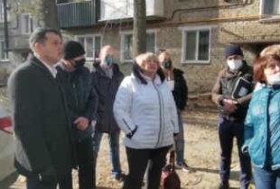 """""""Облводоресурс"""" пообещал возместить ущерб жителям затопленного дома в Пугачеве"""