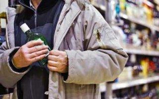 В Пугачеве задержали грабителя магазина