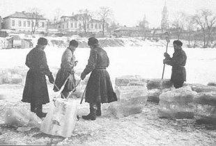 В советское время вода в Иргизе была чистая