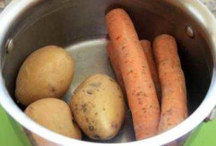 В регионе дорожают морковь и картофель