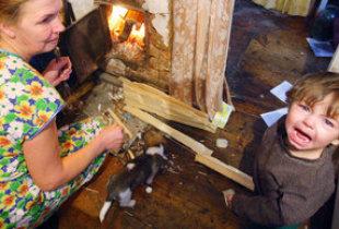 Шестая часть всех работников в России не может обеспечить себя и свои семьи