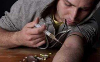 Наркоманы бывшими не бывают