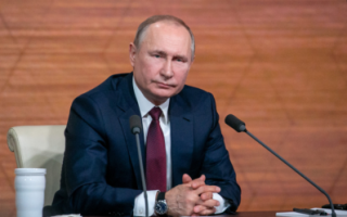 В. Путин поручил выделить деньги на ряд инициатив