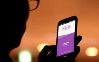 Мессенджер Viber может быть заблокирован
