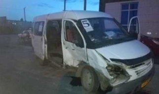 """В Пугачеве водитель """"Газели"""" спровоцировал ДТП. Есть пострадавшие"""