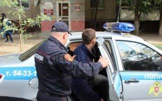 В Пугачеве задержали гражданина, который находился в федеральном розыске