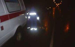 Разыскивается водитель, насмерть сбивший пешехода в Пугачеве