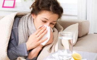 В области сохраняется высокий уровень заболеваемости гриппом и ОРВИ
