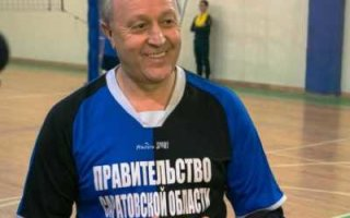 Валерий Радаев и его круг почёта