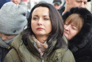 Ранняя деменция депутата Ерохиной