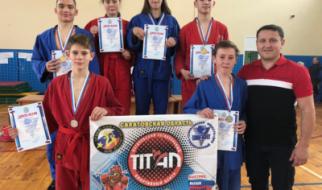 """12 призовых мест спортивного центра """"Титан"""""""