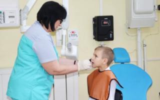 Развал системы детского здравоохранения