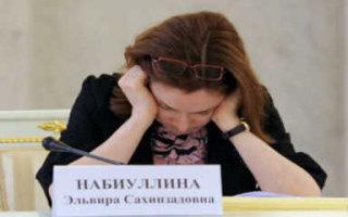 Обвал рубля и осмысление Набиуллиной