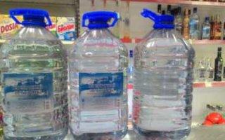 Россиянам продают поддельную питьевую воду