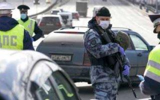 ГИБДД включилась в парад карантинных суверенитетов