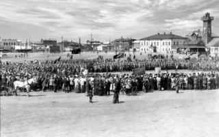 Николаевск в годы первой мировой войны