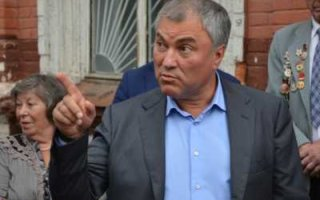 В. Володин отчитал саратовских олигархов и призвал министра уйти в отставку