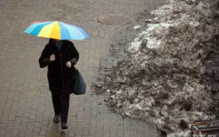 В ближайшие дни в области ухудшится погода