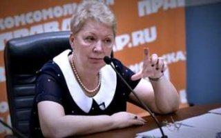 Министр потребовала убрать из школьных учебников иностранные слова