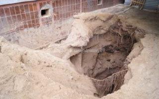 Саратов уходит под землю