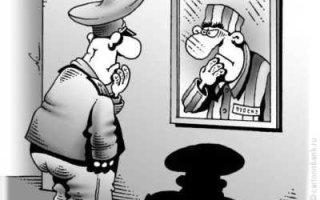 Ограничения для уголовников