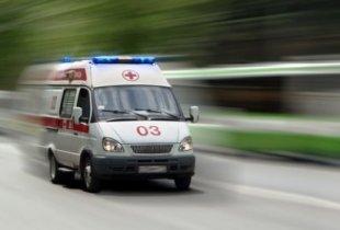 В аварии погибла пожилая женщина