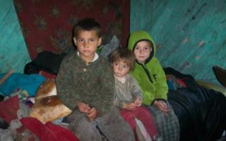 Уровень бедности детей в России в два раза превышает общий