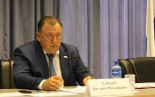 Ушел в отставку глава Саратова