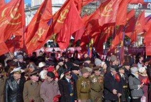 Митинг-шествие в Пугачеве