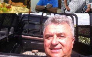 Пугачев прощается с убитым такистом