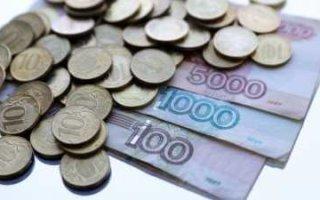 Депутаты приняли в первом чтении закон о повышении МРОТа