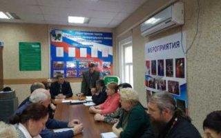 Жителей Пугачева и района просят дать оценку деятельности местной ОПы