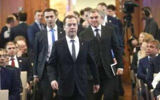 Хозяева российского правительства