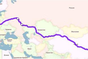 Автомагистраль Гамбург – Шанхай пройдет через Саратовскую область, минуя населенные пункты