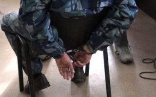 На начальника отряда ИК-4 завели уголовное дело