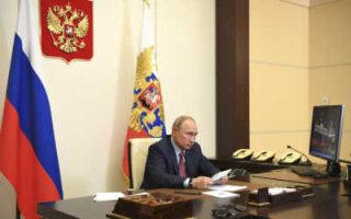 Путин подписал большой пакет законов. Разряды присвоят не всем