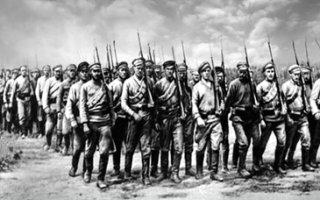 Восстание красного командира Сапожкова
