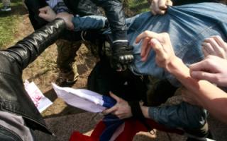 В Госдуме хотят увеличить штрафы за драки