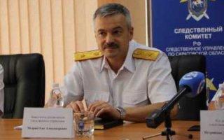 Замруководителя СУ СК РФ по Саратовской области О. Мезрин проведет личный прием граждан