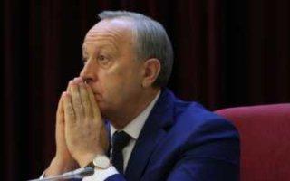 Федеральный ТК объявил о возможном уходе губернатора В. Радаева