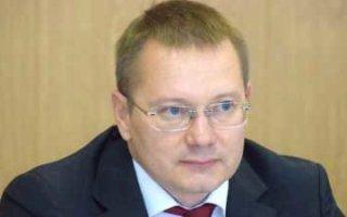 Министр финансов области написал заявление по собственному