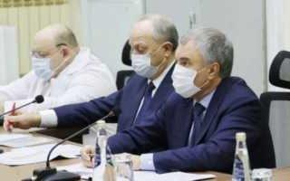 В. Володин устроил саратовским чиновникам от здравоохранения шоковую терапию
