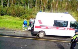 В аварии под Пугачевом погиб молодой человек